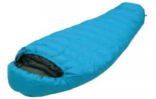 Down sleeping bag BACKPACKER