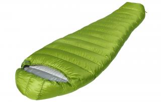 Down sleeping bag SUPERLIGHT