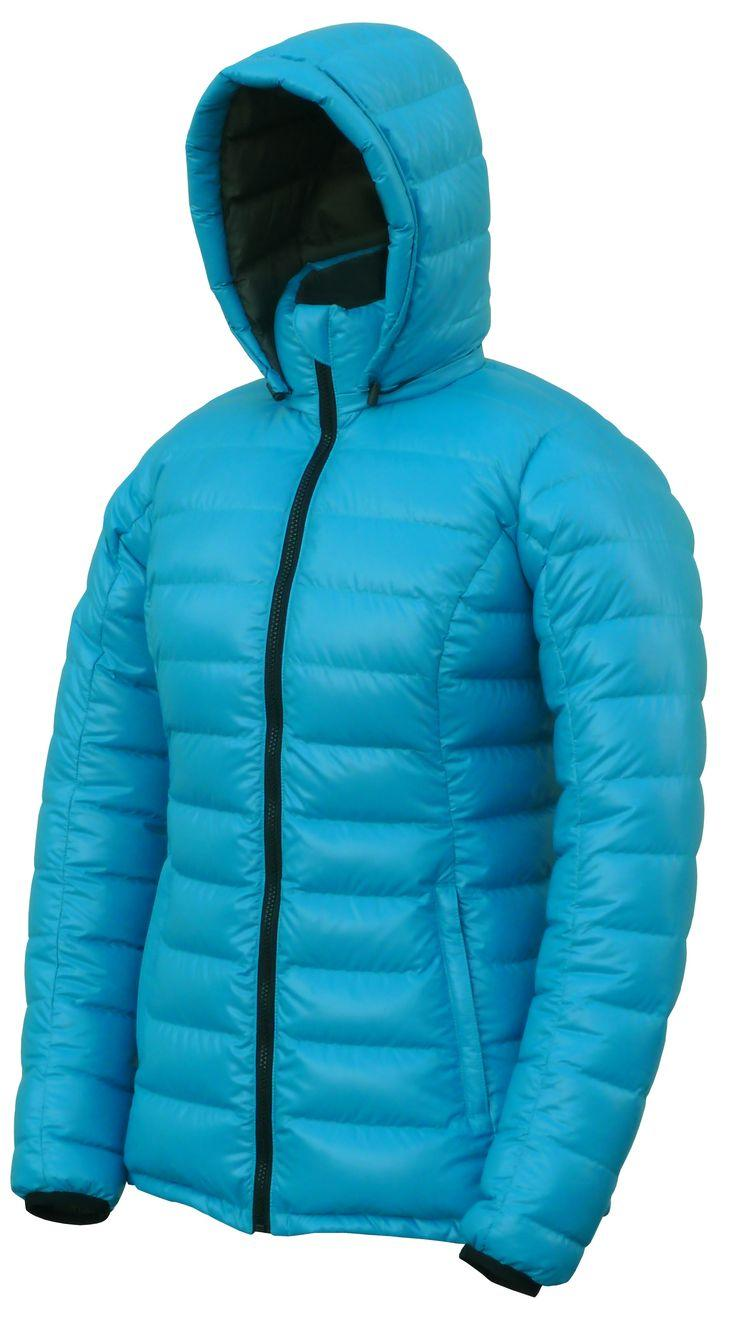 Down jacket ANDROMEDA MIDI