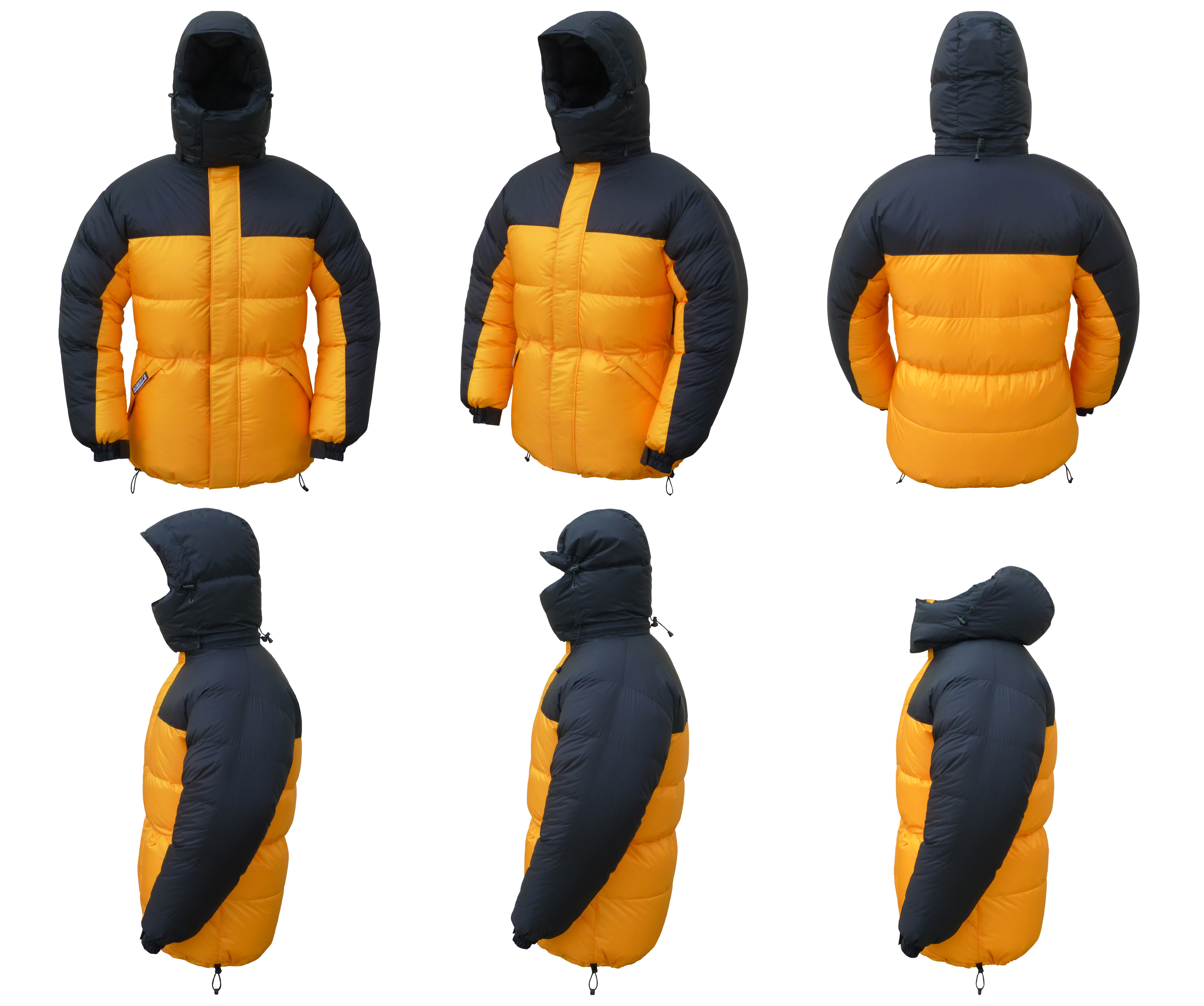 Down jacket ASTERION
