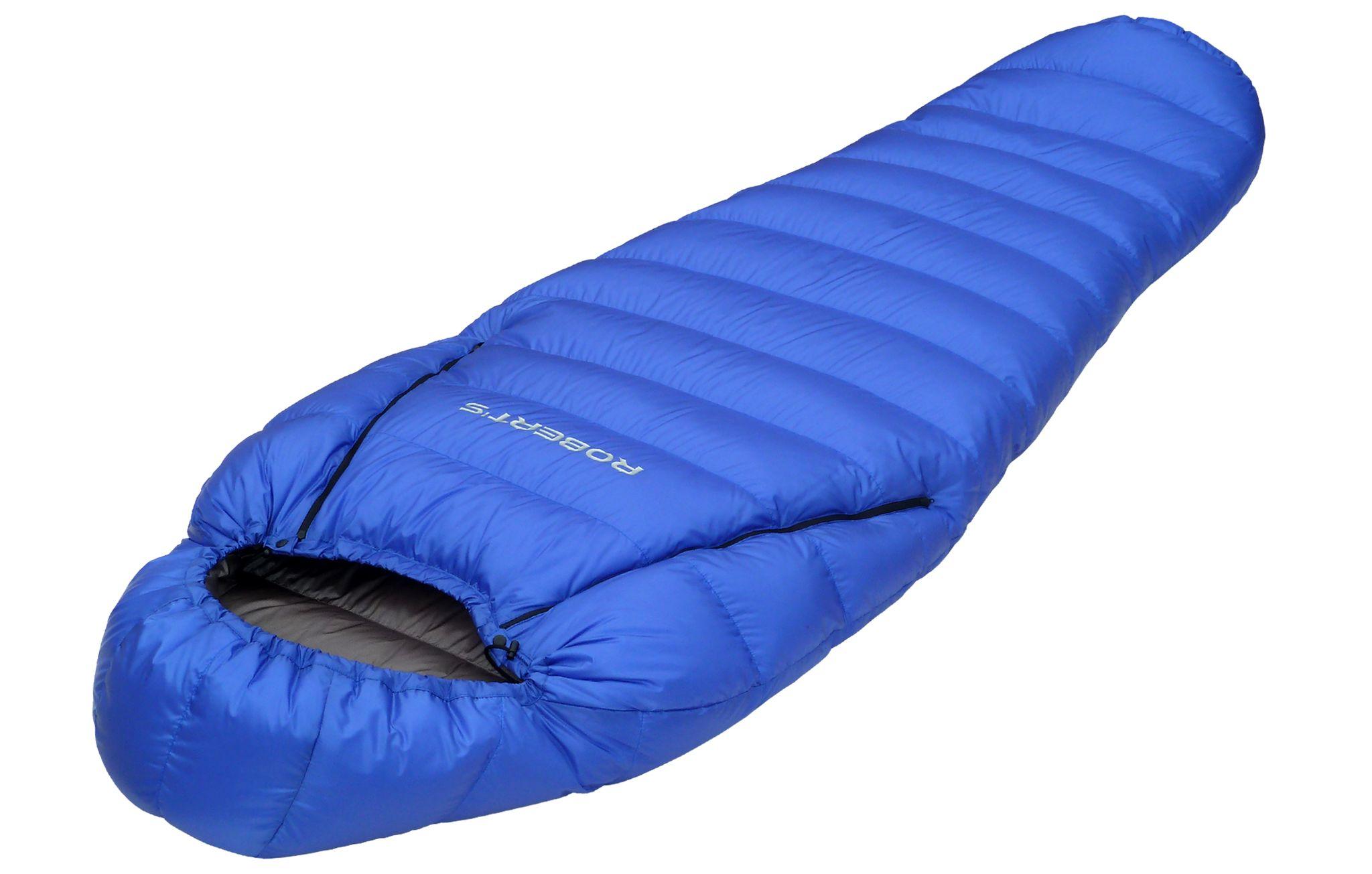 Down sleeping bag BIKER