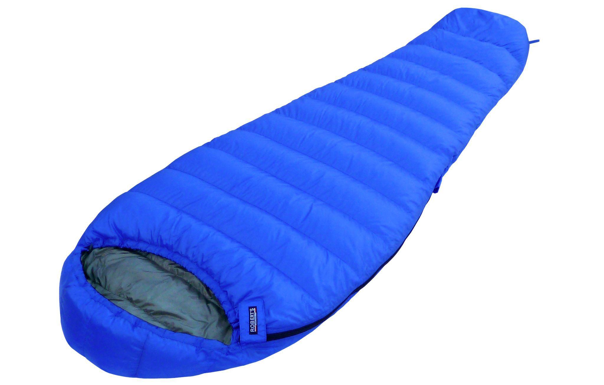 Down sleeping bag ULTRALIGHT